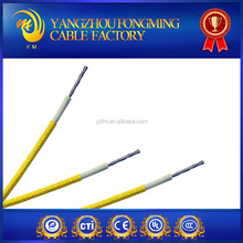 UL3122 600V 200C High Temperature and High Voltage Silicone Rubber Wire