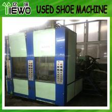 Used Old eva slipper machine 2 stations ( KCLKA brand)