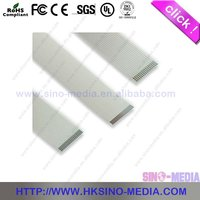 0.8mm pitch flexible flat FFC Cable,Flat flexible cable