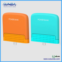 1000mAh portable power bank charger mobile external battery pack