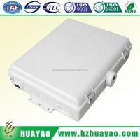 Indoor and outdoor fiber optic distribution box&Fiber Optic network connection box&fiber optic splitter terminal box
