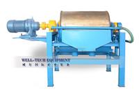 large magnetic field urdite mining separator machine