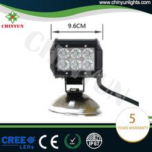 cree led rear fog light off road racing lights 18w led light bars on trucks