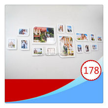 Top level fast delivery mounted acrylic photo frames