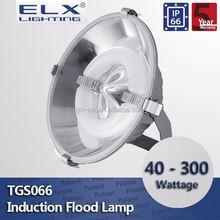ELX Lighting induction flood light new product outdoor ip65 180w led street light retrofit kit