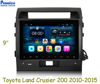 """PENHUI 10.1"""" Pure Android 4.2.2 andriod GPS Console for Toyota Land Crusier 200 Support DVR+OBD with built-in Wi-fi dongle+ 3G"""