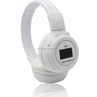 Gaming headset retro phone headphone accessories stereo bluetooth headset with microphone