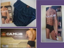Underwear for men material combed cotton 100% comfortable excellent quality