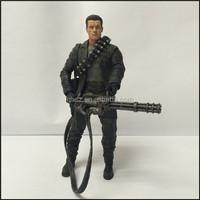 Famous star Arnold Schwarzenegger terminator action figure manufacturer