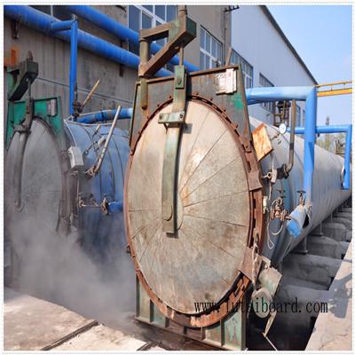 Autoclaved Non Asbestos Fiber Cement Board Cement Sheet Partition Prefabricat