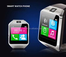 Promotion! Manufacturer Fashion Android Bluetooth Smart Watch GV08 With WIFI GPS SIM Card Phone Calling Function