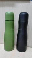 vacuum flask keeps drinks hot and cold for 24 hour