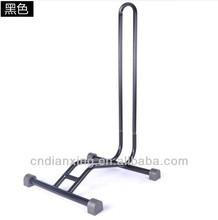 Aparcamiento de bicicletas stand rack, soporte de exhibición, l- tipo de bastidor de la bicicleta,