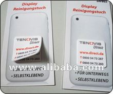 Microfiber phone Sticky Cleaner,Cleaner Sticker,Mobile phone Cleaner