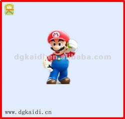 3D Plastic Nintendo Super Mario Bros Mini Action Figures