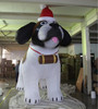 advertising Inflatable husky cartoon/animal/model giant husky