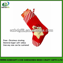 Santa Claus Christmas stockings, Xmas. sock selling