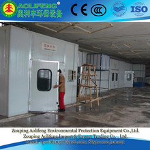 Infrared able Spray Painting Machine