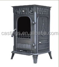 all kinds of sturdy external cast iron fireplace/Good quality and long lifetime