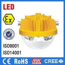 ATEX, IEC Ex IP66 LED Flameproof Light Lamp IP66 For Oil Gas Industry