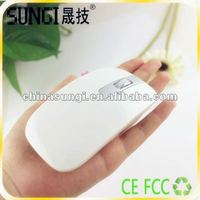 2012 China New Design Hot Sell USB Optical Wireless Deluxe Mouse