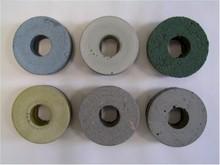 Special dry polishing wheels