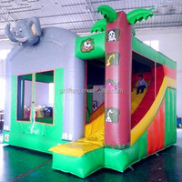 Carnival Inflatable Bounce House Inflatable Kids Party Equipment