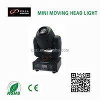 Good effect 10W LED Spot Moving head Light for bar, night club, disco hall