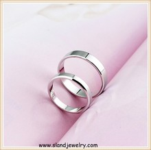 comfort fit high quality 925 sterling silver blank ring for engraving with fast delivery paypal acceptable
