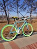 "26"" steel racing bicycle all kind fixed gear"