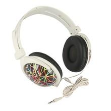 Promotional stereo earmuff headphones