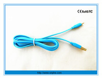 China supplier 2015 wholesale promotion 2.5mm stereo cable usb