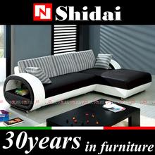 El último diseño de salón sofá / el último sofá de la sala de diseño / el último rincón del sofá de diseño G122