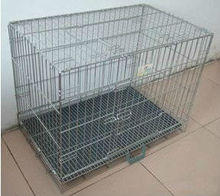 Huanghua fuyuan good quality cheap folding power coated steel carry reptile cages for sale(factory)