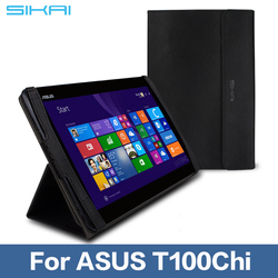 Ultra Slim Smart Cover Case for ASUS Transformer Book T100 CHI 10.1 inch with Stand Function
