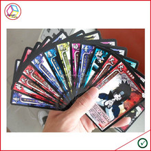 High Quality 7 Families Game Card