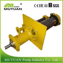 ISO Standard Famous Brand Vertical Sump Slurry Pump