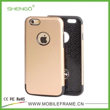 2015 New Arrival Metal Bumper Long Lasting Mobile Phone Case for iPhone6