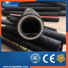 Textile Cords Fire Resistance Flexible Rubber Mining Hose
