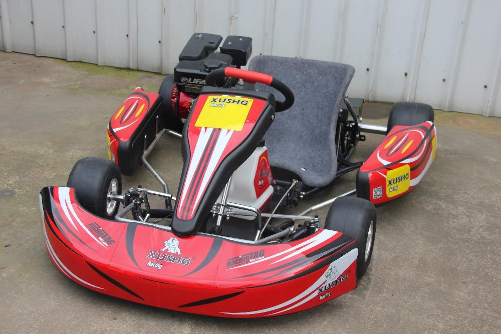 Go Kart Front Bumper : Cc honda engine racing go kart with bumper