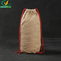 100% Cotton Canvas Bags Natural Color Canvas For Gift Tote Bag
