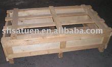 cheap wooden simple box