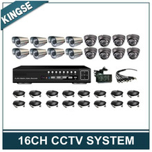 16 Channel Indoor/Outdoor Security Camera System