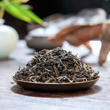 yunnan tea suplier organic loose leaf black tea