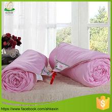 Luxurious custom european style silk bedding set