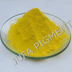 Yellow Pigment for Hot Melt Traffic Paint