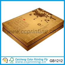 mushroom or cereal packaging box