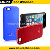 IMUCA New arrivals nail polish phone case for iphone 5s