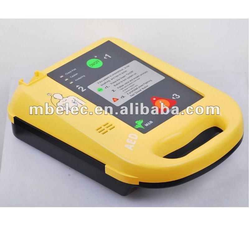 portable defibrillator machine