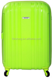 Hot Sell PP Luggage/ Trolley Hard Shell Spinner Luggage/Zip luggage